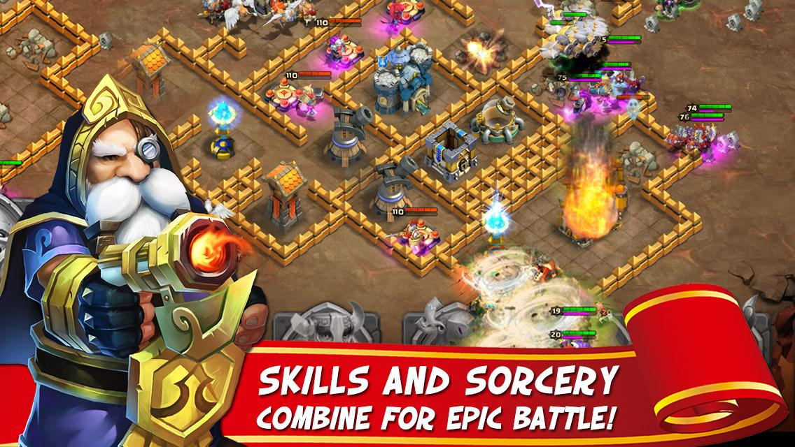 Castle Clash - screenshot