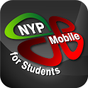 NYP Mobile (for student) icon