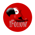iFollow - Ladies safety, SOS icon