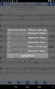 Practice Player Live Midi - náhled