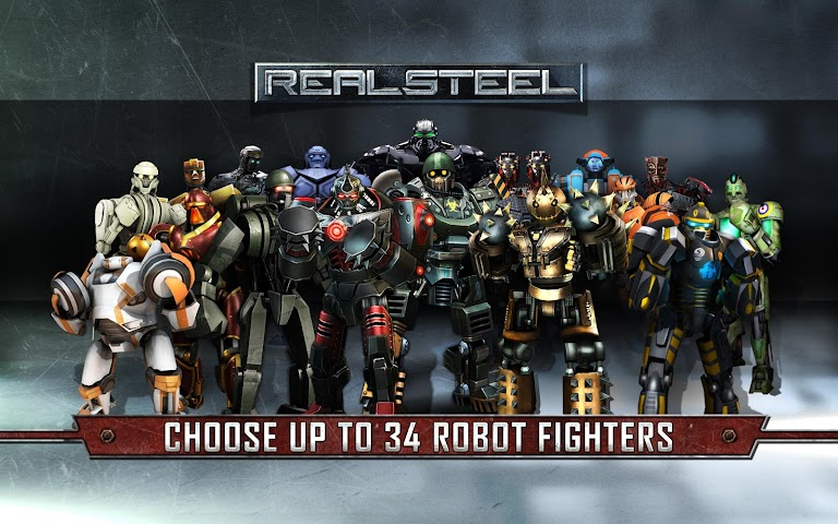 android Real Steel Screenshot 0