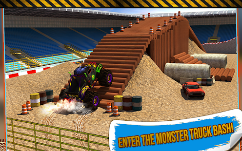 4x4 Monster Truck Stunts 3D- screenshot thumbnail