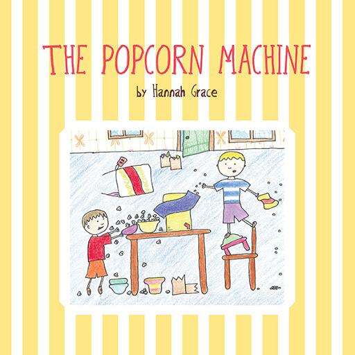 The Popcorn Machine cover