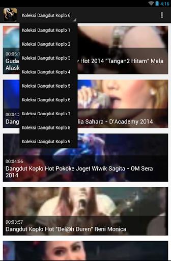 【免費音樂App】Dangdut Koplo Baru-APP點子