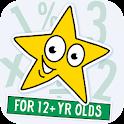 DoodleMath (Junior High Math) icon