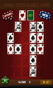 Simply Poker Squares - screenshot thumbnail