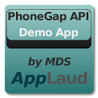 PhoneGap API Demo by MDS icon