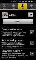 Screenshot of App2Find - GPS Friend tracker