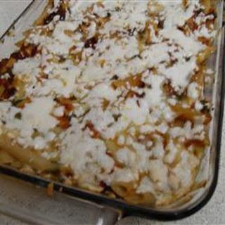 Chicken Bechamel Pasta Recipes.
