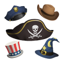 Aviary Stickers: Hats icon