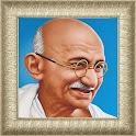Mahatama Gandhi 3D LWP icon