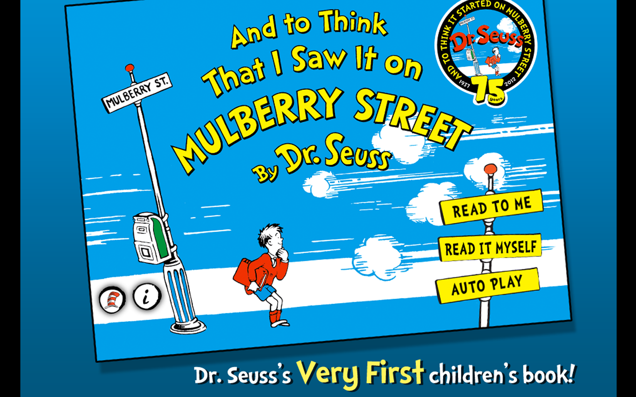 Mulberry Street - Dr. Seuss - screenshot
