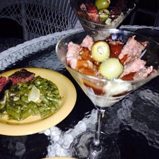 Beef Martini