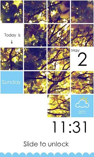 玩個人化App 夏天的鎖屏免費 APP試玩