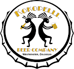 Logo for Kokopelli Beer Company