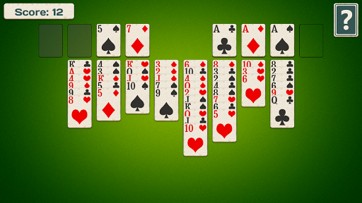 Classic Free Cell Solitaire