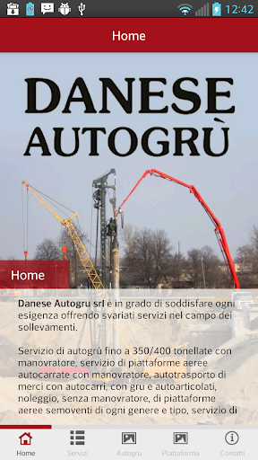 Danese Autogru