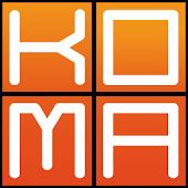 KOMA/Twitter AnimatedGIF Chat