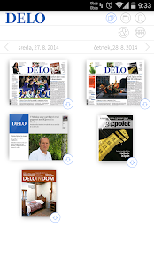 Delo- screenshot thumbnail