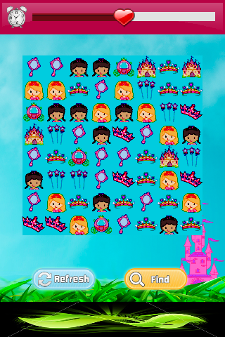 Free Princess Game Match