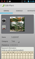 Screenshot of Plantissimo : Plant Manager