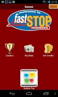 Fast Stop Markets App - screenshot thumbnail