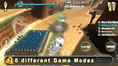 Cracking Sands v1.0.4 Apk Angel