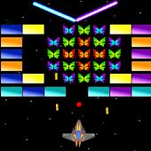 Rebound Invaders 2 :- Breakout