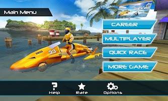 Screenshot of Powerboat Racing 3D