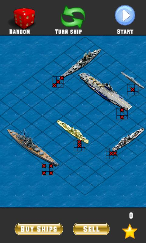 Great Fleet Battles - Admiral - screenshot
