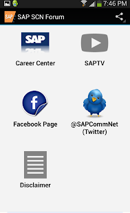 SAP SCN - screenshot thumbnail