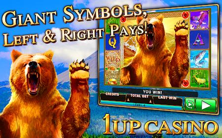 Slot Machines - 1Up Casino 1.6.3 screenshot 327958