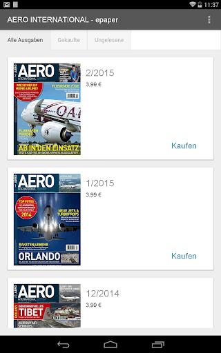 AERO INTERNATIONAL - epaper