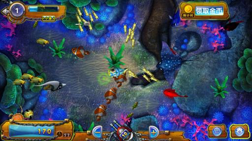 捕魚專家 深海狩獵 無限瘋狂版