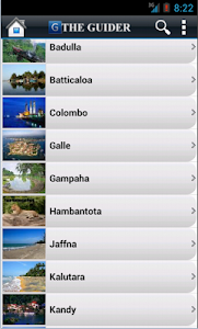Sri Lanka Travel Guide -Guider screenshot 2