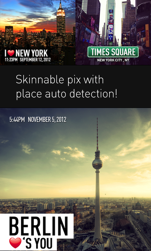 InstaPlace Pro - screenshot