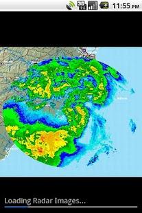 NWS Weather- screenshot thumbnail