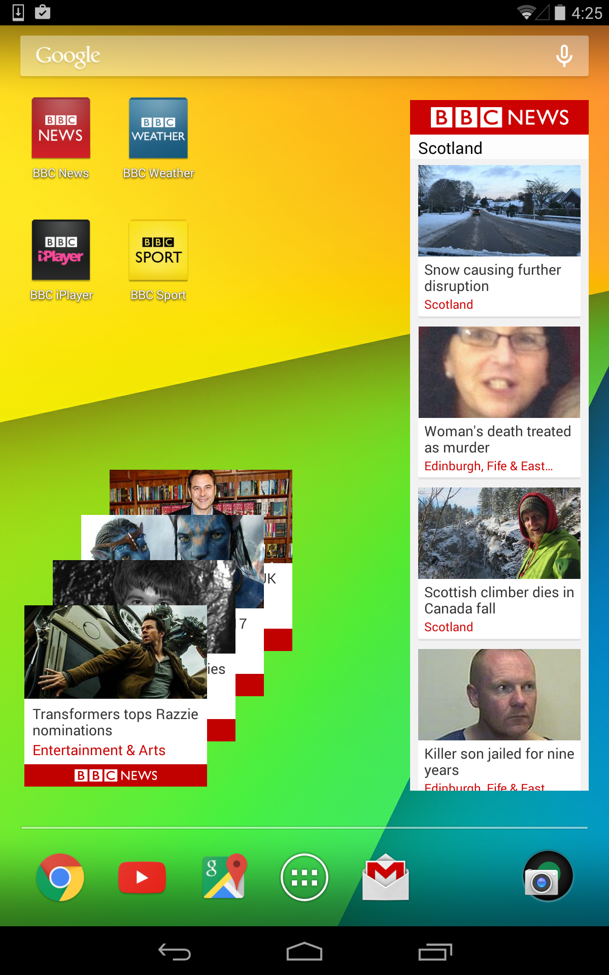BBC News screenshot #13