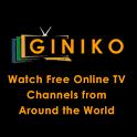 Giniko TV - Watch Free TV icon