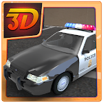 Police Car Parking 3D 1.0.1 Apk