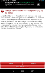 Daily Horoscope- screenshot thumbnail