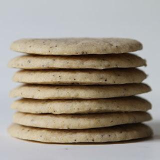 Coffee Sugar Cookies.