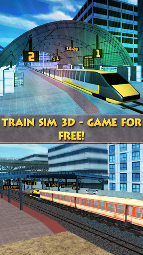 Trains Simulator - Subway