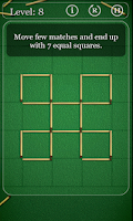 Screenshot of Puzzles with Matches