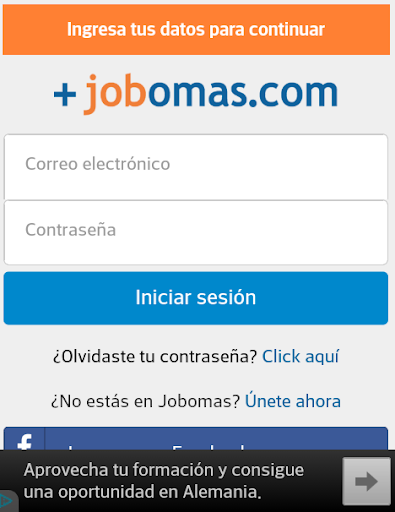 Jobomas Mobile
