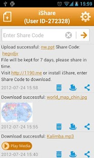 iShare - screenshot thumbnail