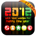 Color2012 Theme GO Launcher EX icon