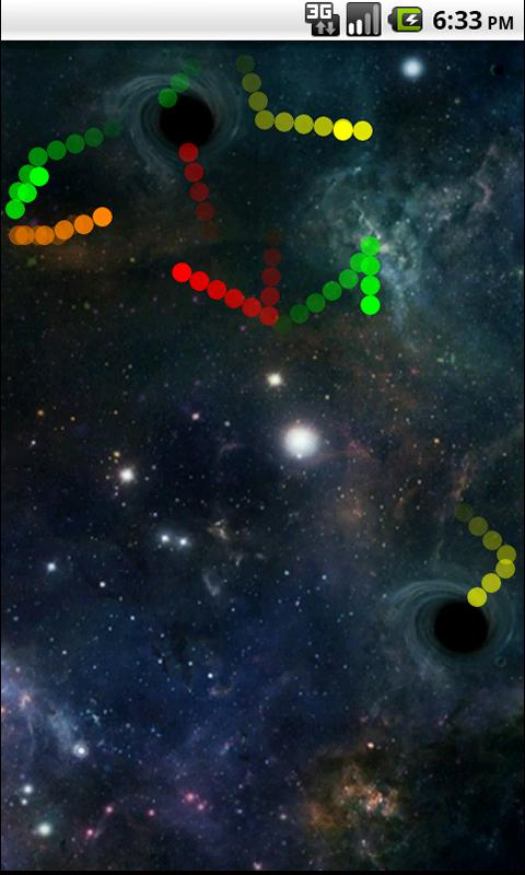 Slither Wars Free - screenshot