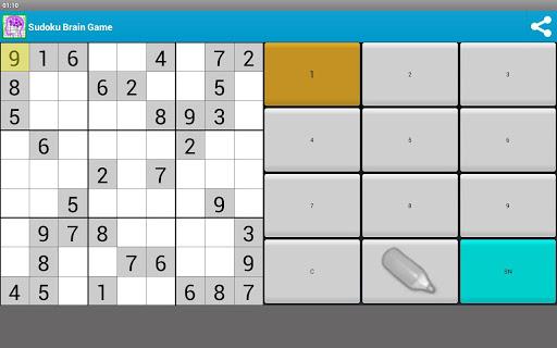 無料休闲Appの数独脳ゲーム|記事Game