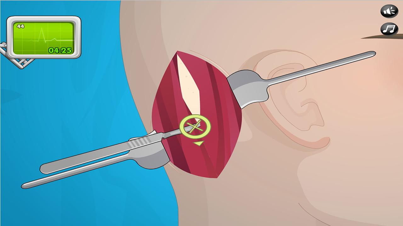 Ear Surgery - screenshot